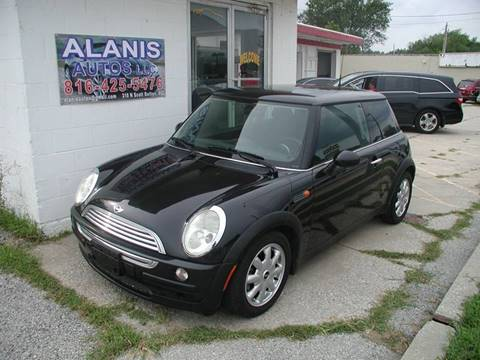 2004 MINI Cooper for sale at Alanis Autos in Belton MO
