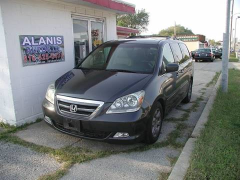 2005 Honda Odyssey for sale at Alanis Autos in Belton MO