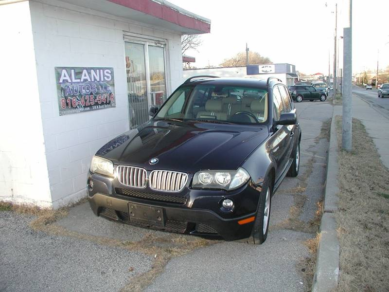 2007 BMW X3 for sale at Alanis Autos in Belton MO