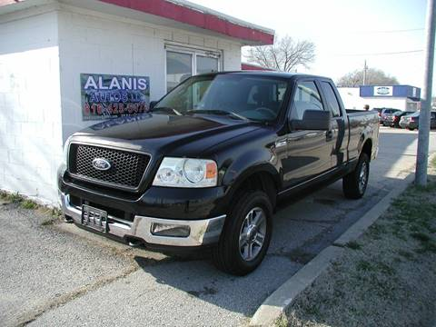 2005 Ford F-150 for sale at Alanis Autos in Belton MO