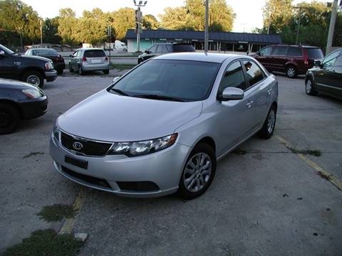 2011 Kia Forte for sale at Alanis Autos in Belton MO
