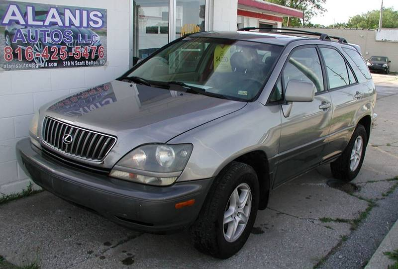 2000 Lexus RX 300 for sale at Alanis Autos in Belton MO