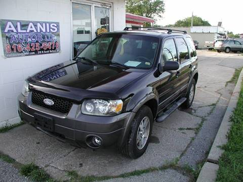 2005 Ford Escape for sale in Belton, MO