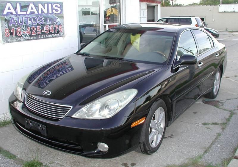 2005 Lexus ES 330 for sale at Alanis Autos in Belton MO