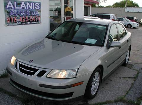 2005 Saab 9-3 for sale at Alanis Autos in Belton MO