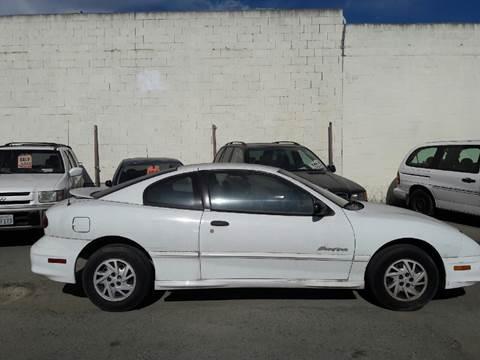 2000 Pontiac Sunfire for sale in Goleta, CA