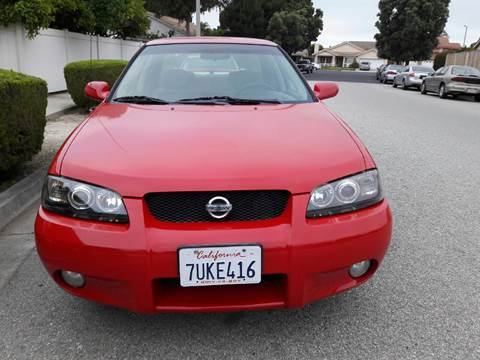 2002 Nissan Sentra for sale in Goleta, CA