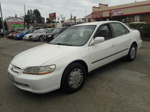 2000 Honda Accord for sale in Goleta, CA