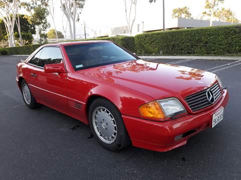 1991 Mercedes-Benz 300-Class for sale at Goleta Motors in Goleta CA