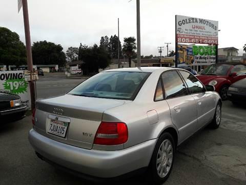 2001 Audi A4 for sale in Goleta, CA