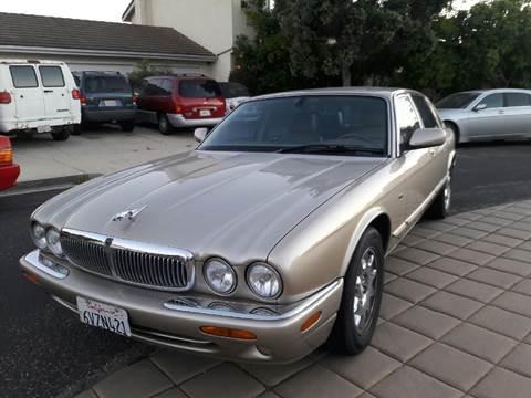 2002 Jaguar XJ-Series for sale at Goleta Motors in Goleta CA