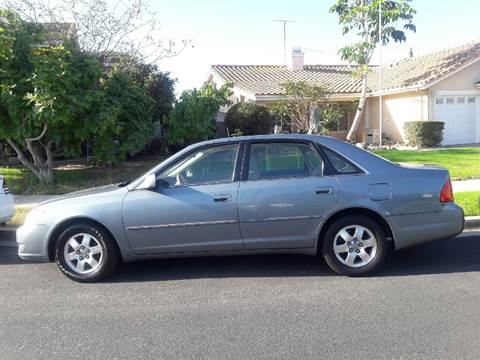 2000 Toyota Avalon for sale in Goleta, CA