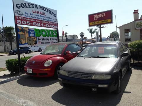 1995 Nissan Altima for sale in Goleta, CA