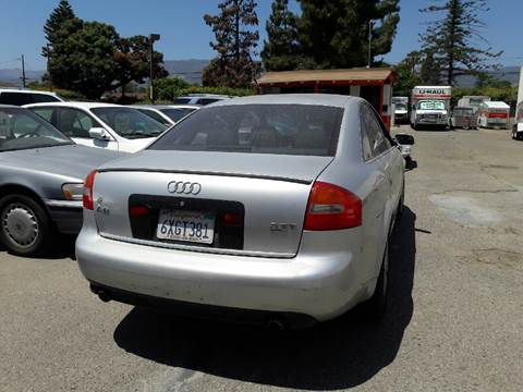2002 Audi A6 for sale in Goleta, CA