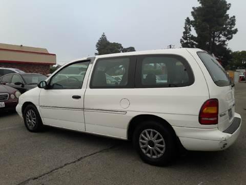 1998 Ford Windstar for sale at Goleta Motors in Goleta CA