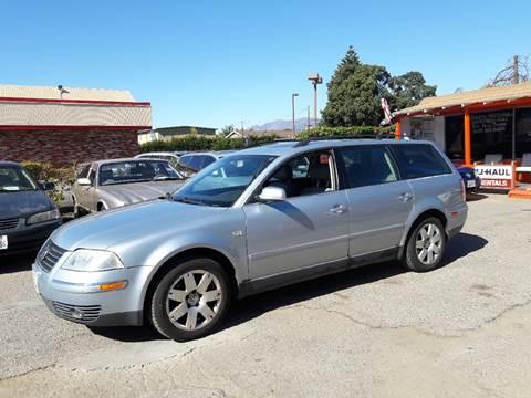 2003 Volkswagen Passat for sale at Goleta Motors in Goleta CA