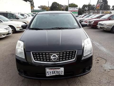 2007 Nissan Sentra for sale at Goleta Motors in Goleta CA