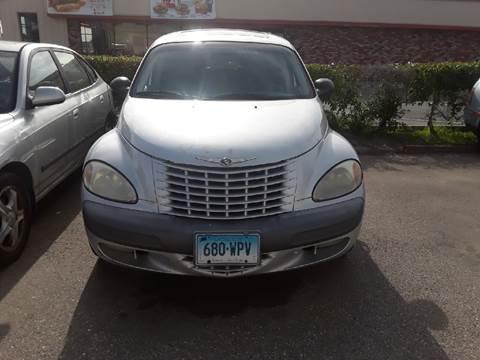 2001 Chrysler PT Cruiser for sale at Goleta Motors in Goleta CA