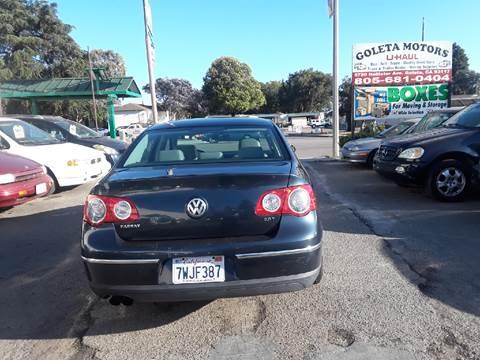 2006 Volkswagen Passat for sale at Goleta Motors in Goleta CA