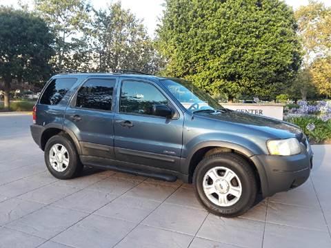 2001 Ford Escape for sale at Goleta Motors in Goleta CA