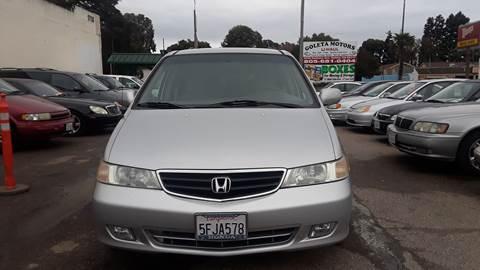 2004 Honda Odyssey for sale in Goleta, CA