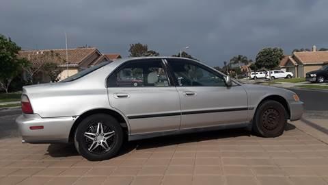 1996 Honda Accord for sale in Goleta, CA