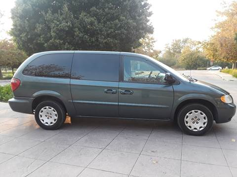 2002 Chrysler Town and Country for sale in Goleta, CA
