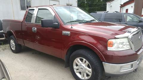 2004 Ford F-150 for sale in Tell City, IN