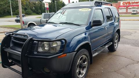 2004 Nissan Xterra for sale in Tell City, IN