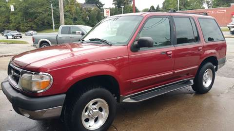 1999 Ford Explorer for sale in Tell City, IN