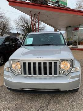 2012 Jeep Liberty for sale in Tell City, IN