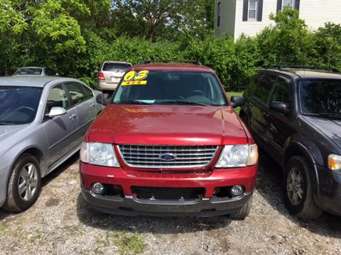 2003 Ford Explorer for sale in Cincinnati, OH