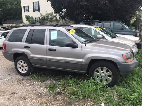 2001 Jeep Grand Cherokee for sale in Cincinnati, OH