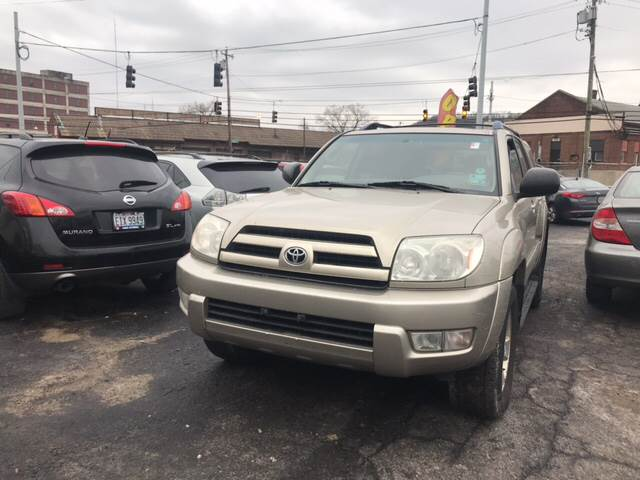 2004 Toyota 4Runner For Sale At Auto Empire In Cincinnati OH