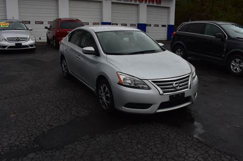 2015 Nissan Sentra for sale in Cincinnati, OH