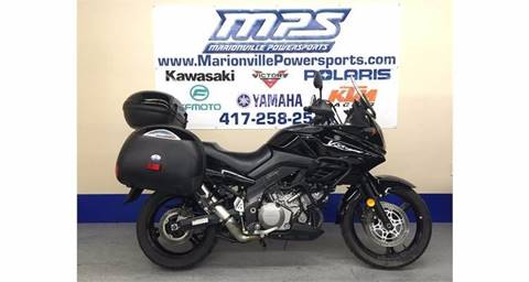 2005 Suzuki VSTROM for sale in Marionville MO