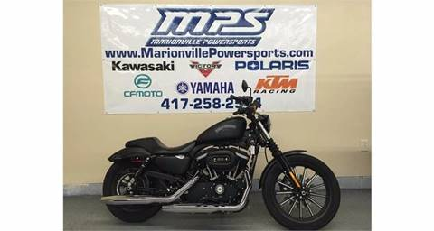 2014 Harley-Davidson XL883N for sale in Marionville, MO