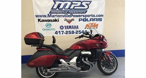2014 Honda CTX 1300 for sale in Marionville MO