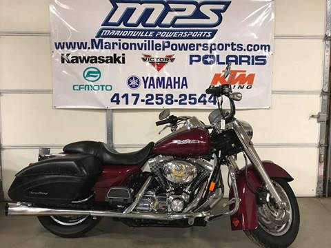 2006 Harley-Davidson FLHRS Road King CU for sale in Marionville, MO