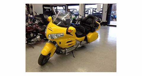 2010 Honda Gold Wing for sale in Marionville, MO
