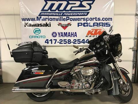 2006 Harley-Davidson Screamin Eagle Ultra Classic for sale in Marionville, MO