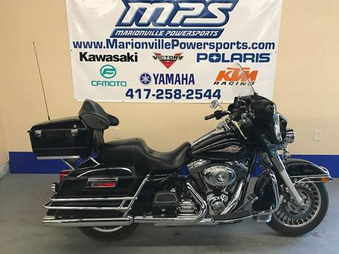 2011 Harley-Davidson Electra Glide Classic for sale in Marionville MO