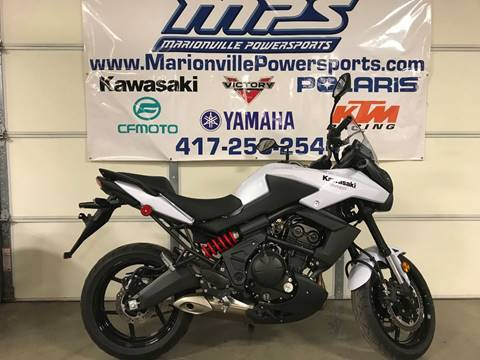 2013 Kawasaki VERSYS for sale in Marionville, MO