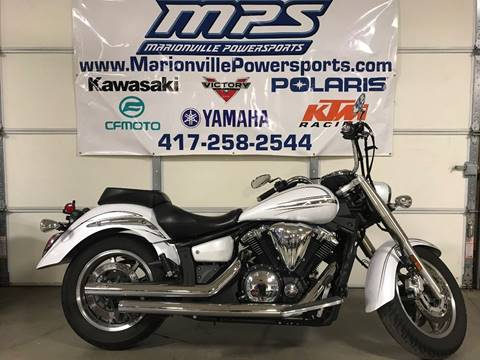 2009 Yamaha V-Star for sale in Marionville MO