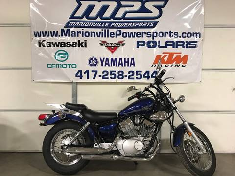 2013 Yamaha XV250 for sale in Marionville MO
