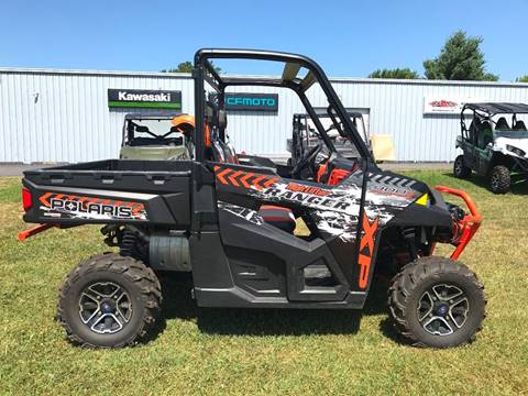 2016 Polaris Ranger 900 Hi-Lifter for sale in Marionville, MO