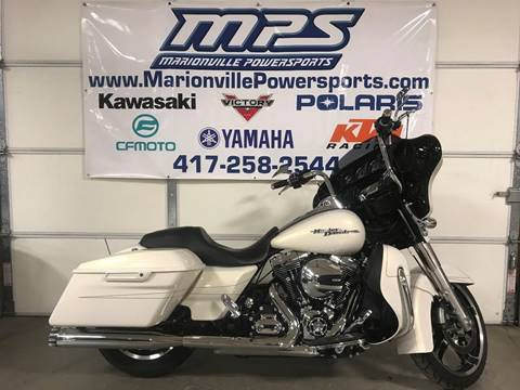 2015 Harley-Davidson Street Glide Special for sale in Marionville MO