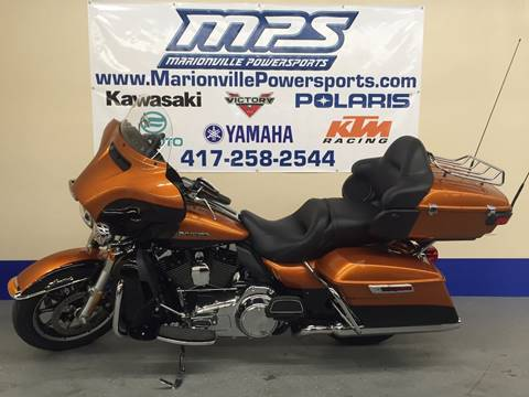 2015 Harley-Davidson Ultra Limited for sale in Marionville MO