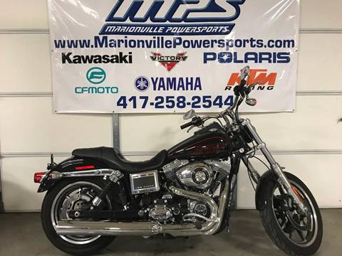 2014 Harley-Davidson Low Rider for sale in Marionville MO