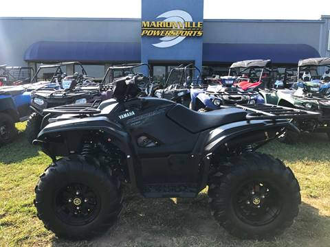 2017 Yamaha Kodiak 700 Special Edition for sale in Marionville MO